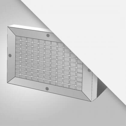 Menfez 15x35cm (Polietilen)